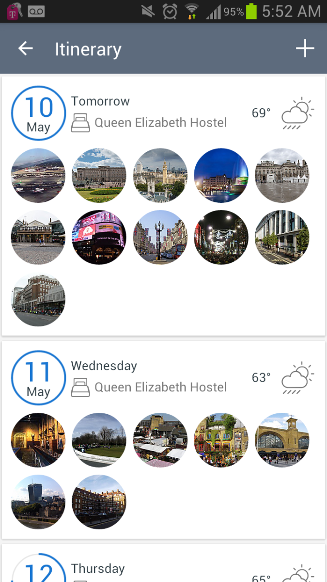 app le of my eye sygic travel planner travel planner app and