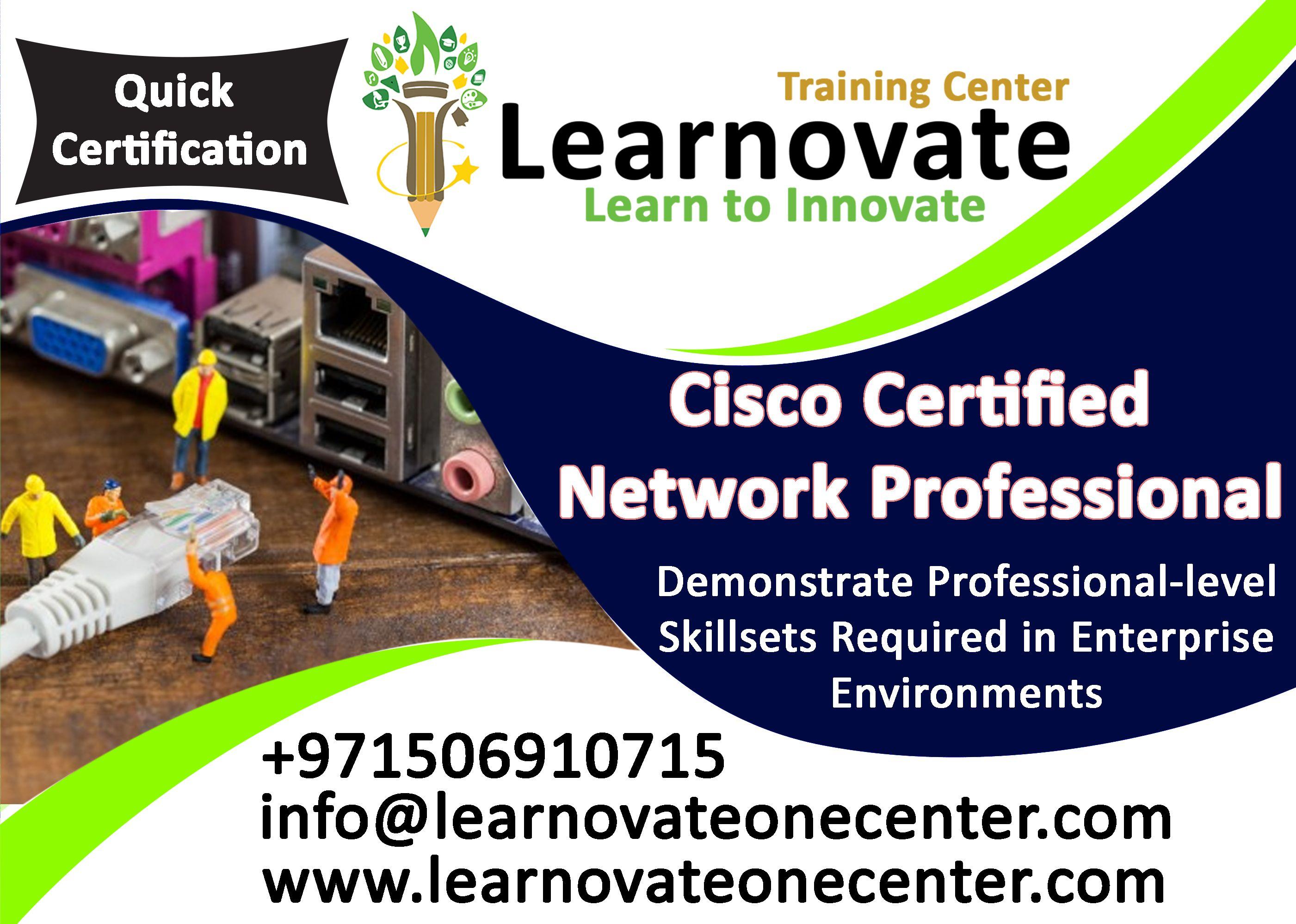 CCNP Course Dubai Ccna training, Training center, Ccna exam