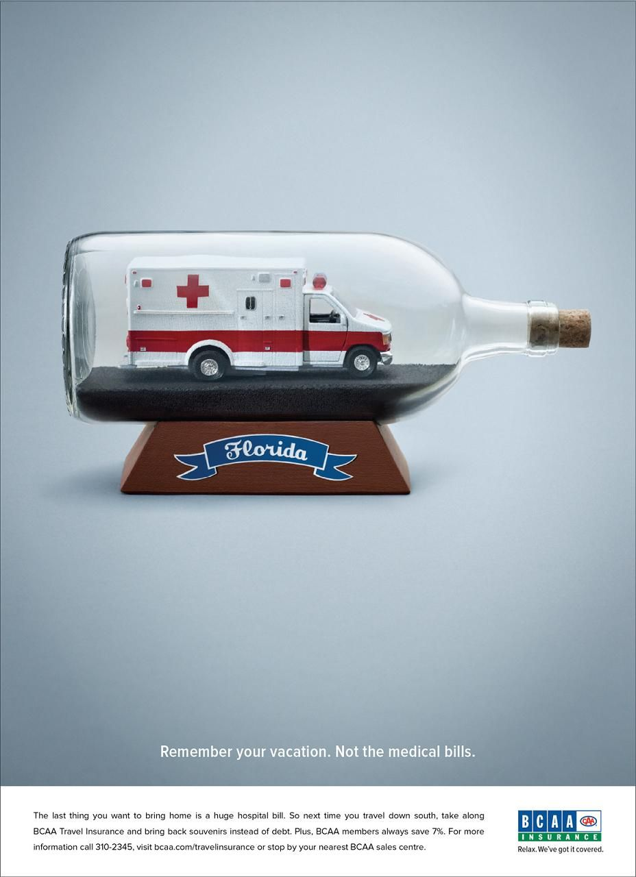 Insurance Creative Ads