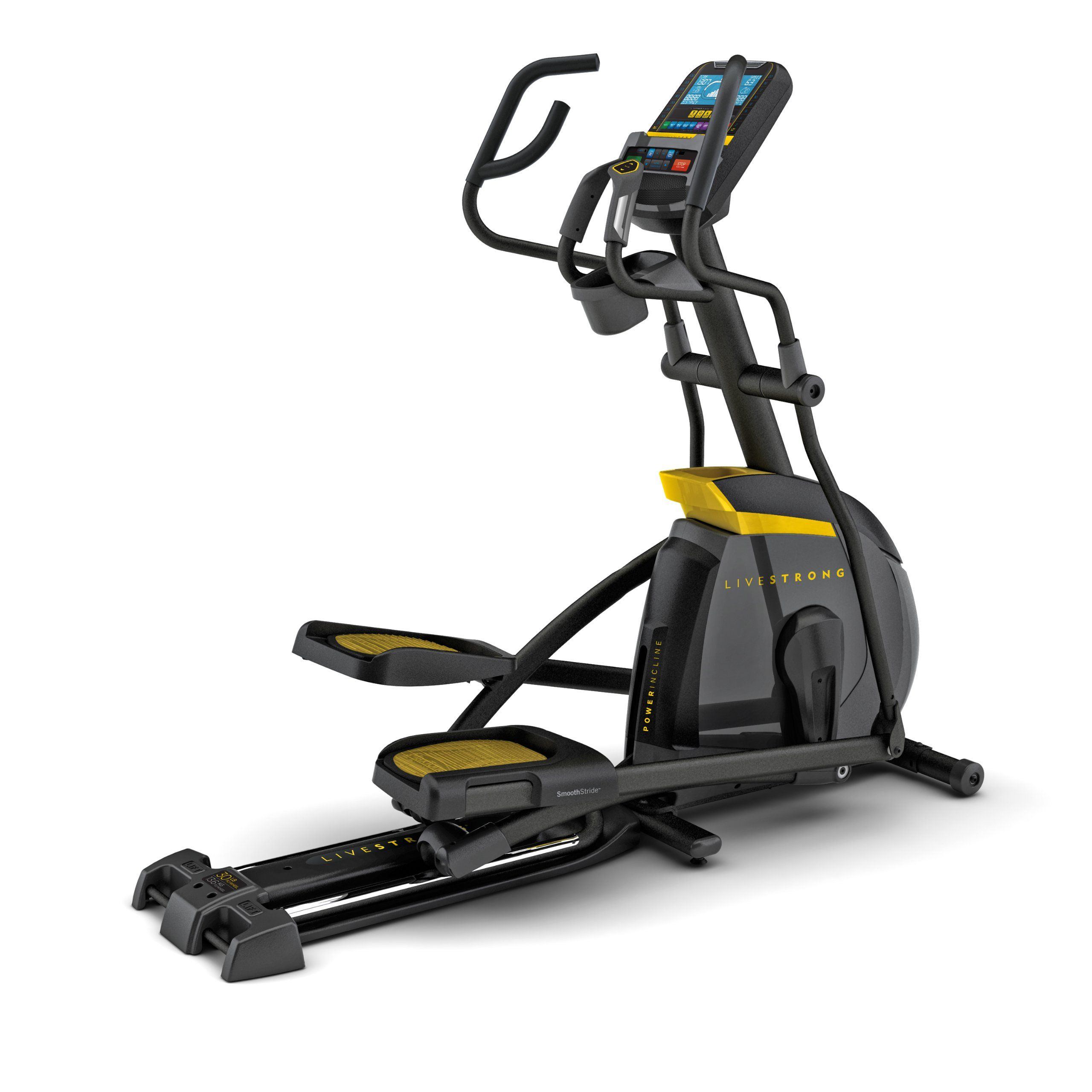Livestrong Fitness Ls13 0e 2 Elliptical Review Elliptical Trainer No Equipment Workout Elliptical Trainers