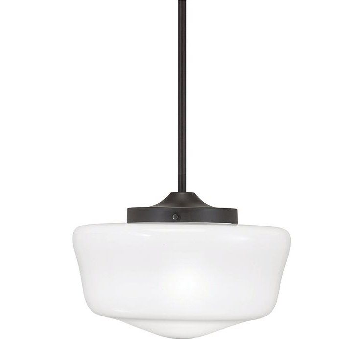 Shop westwood collection olde bronze standard mini pendant light with white shade at lowes canada find our selection of mini pendant lights at the lowest