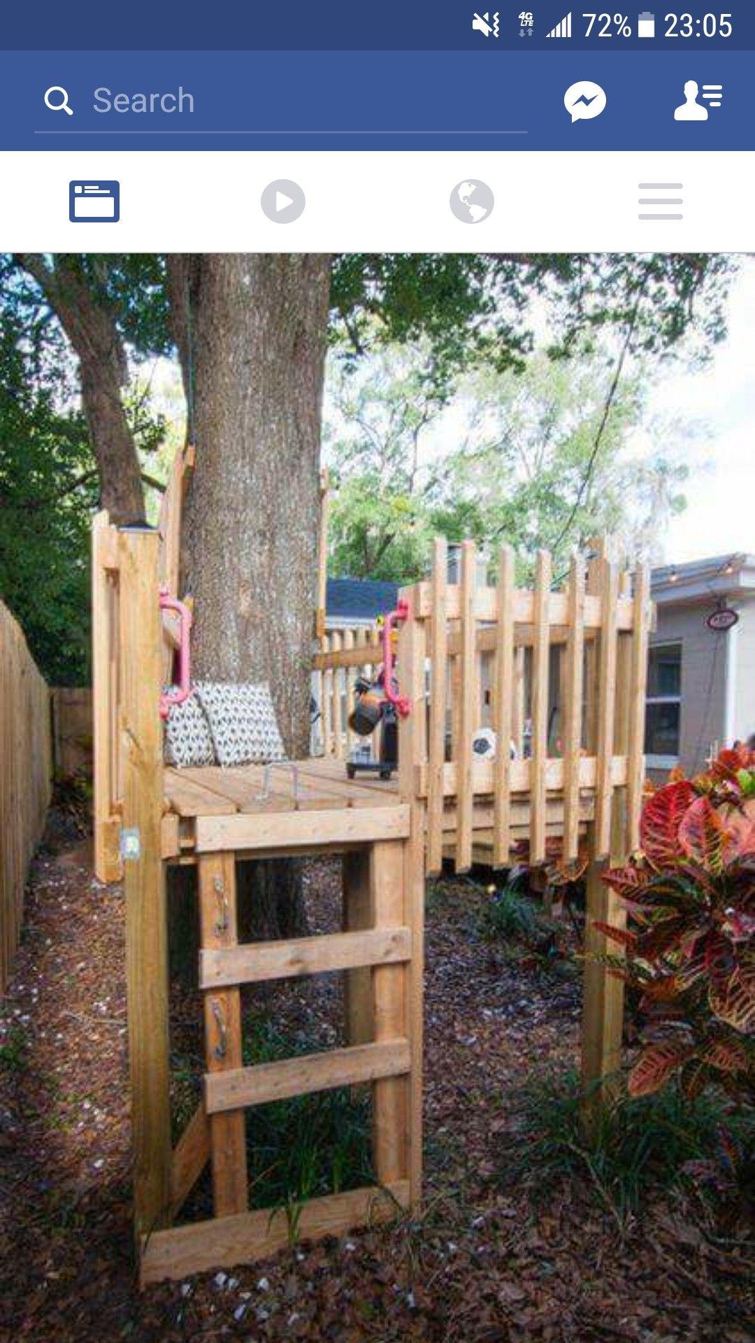 Tree House Alternative
