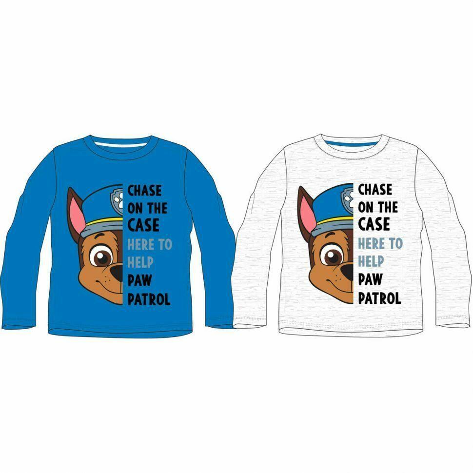 Paw Patrol Kinder Jungen Langarm T Shirt Gr 98 110 Langarmshirt In 2020 Shirts T Shirt Paw Patrol