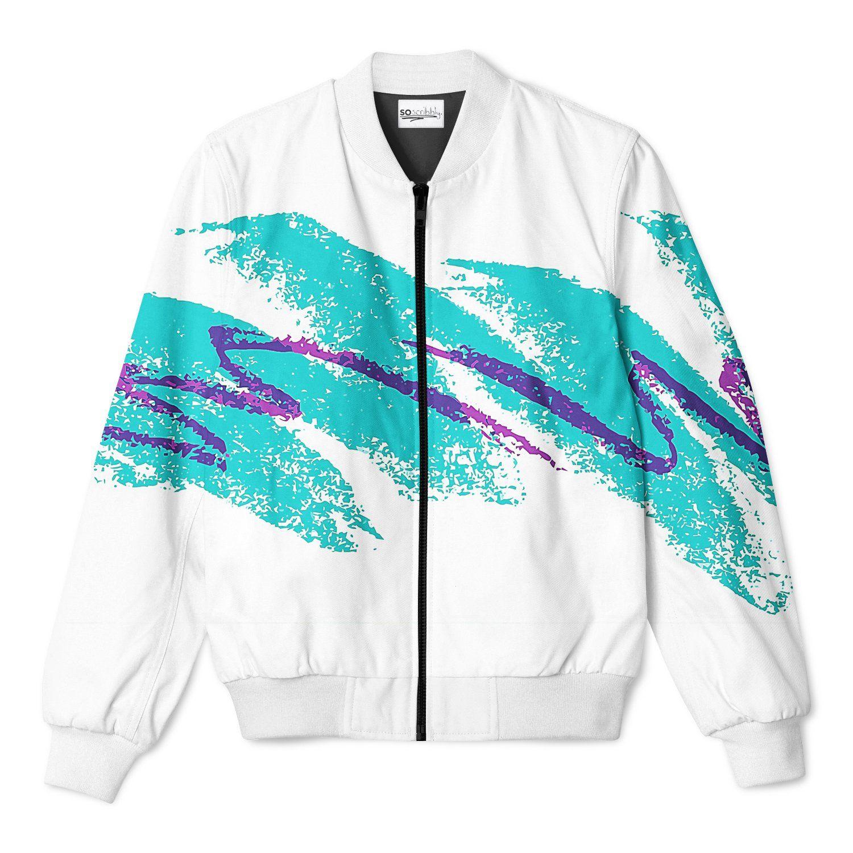 Jazzy 90s Jacket in 2019 | Jackets, Fashion, Hooded jacket