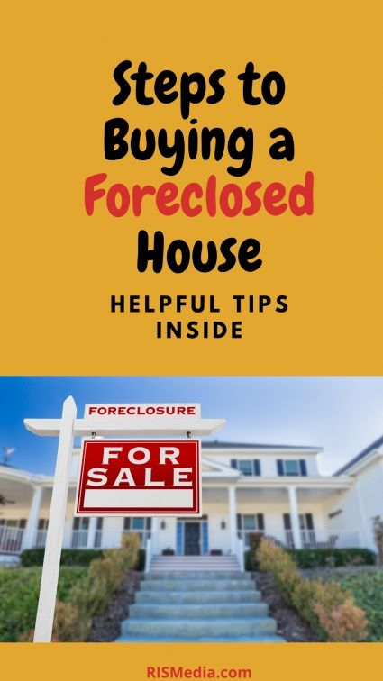 Steps to Buying a Foreclosed Home in 2020 | Buying ...
