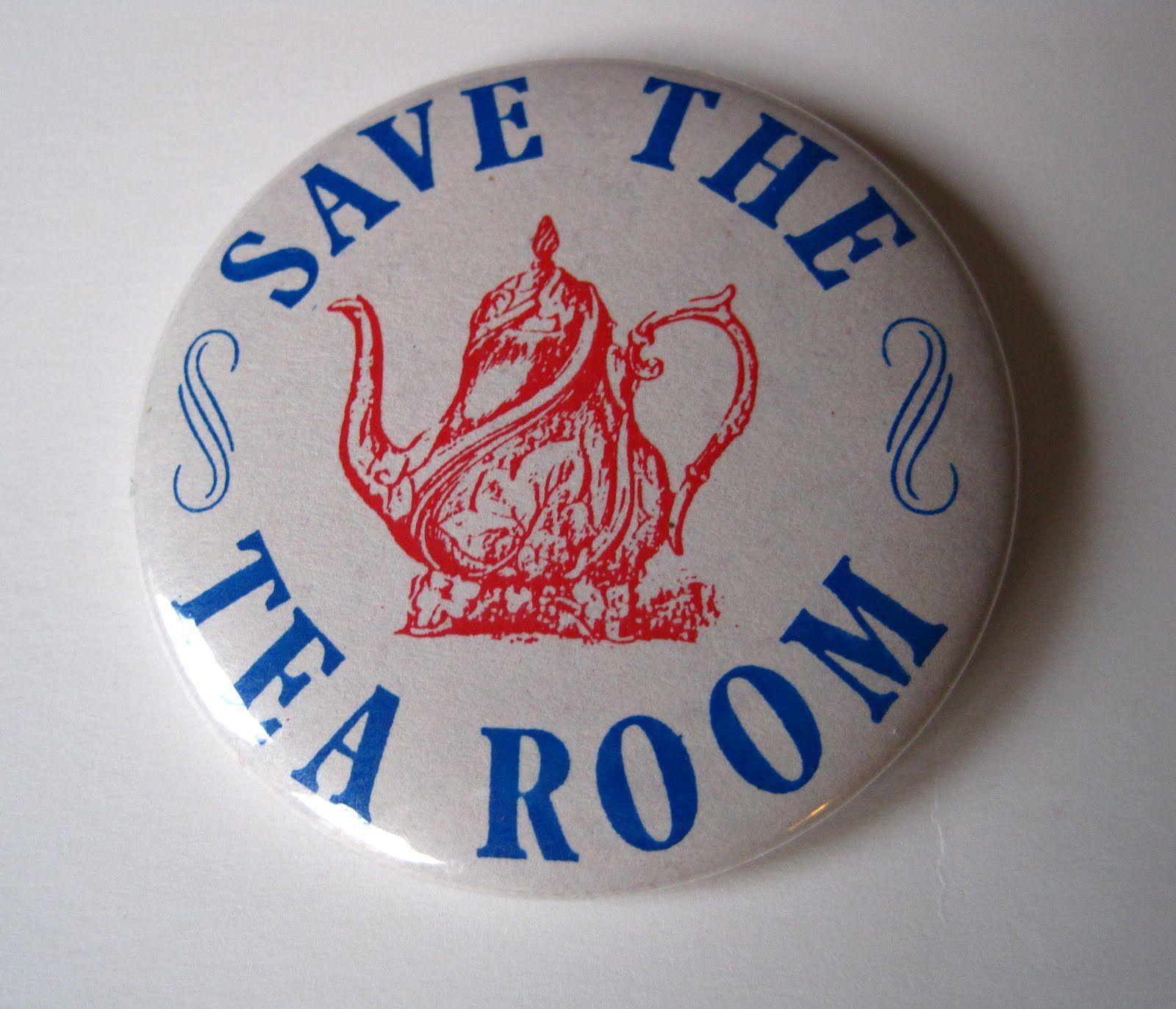 Save The #Tea Room