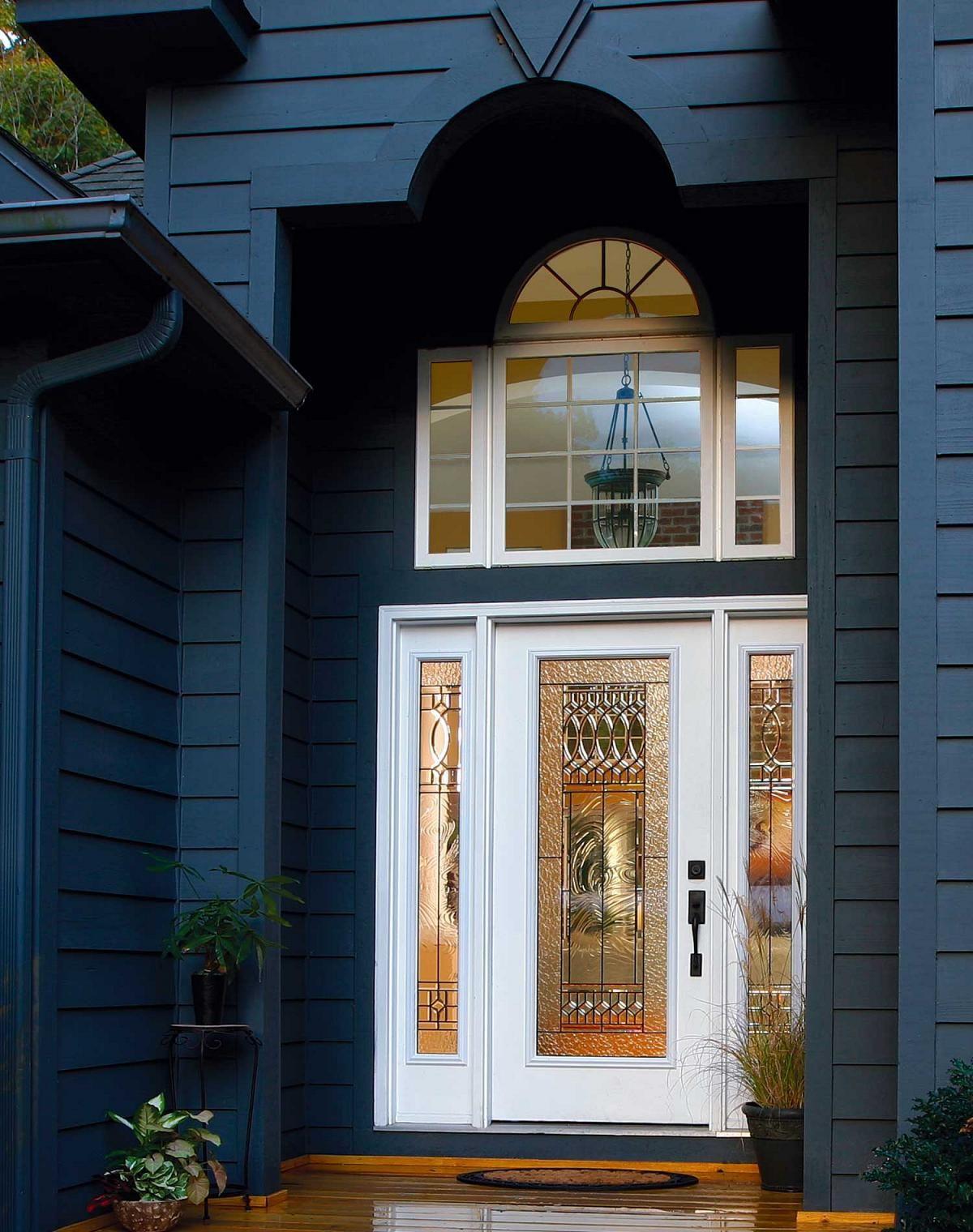 ODL Paris Decorative Door Glass