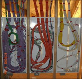 panels home structured wiring panels