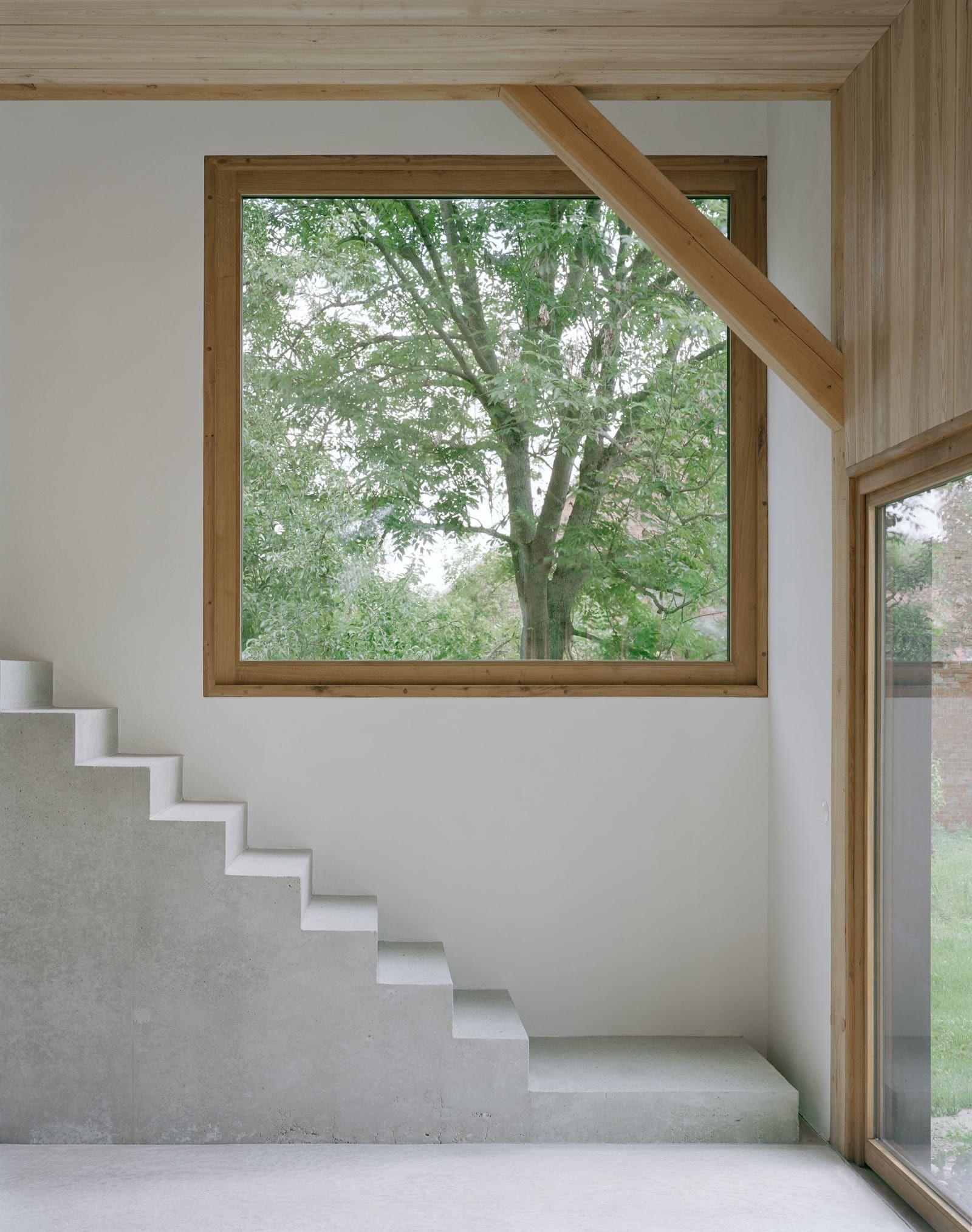 AFF architekten, Hans Christian Schink · Haus Lindetal | Pinterest
