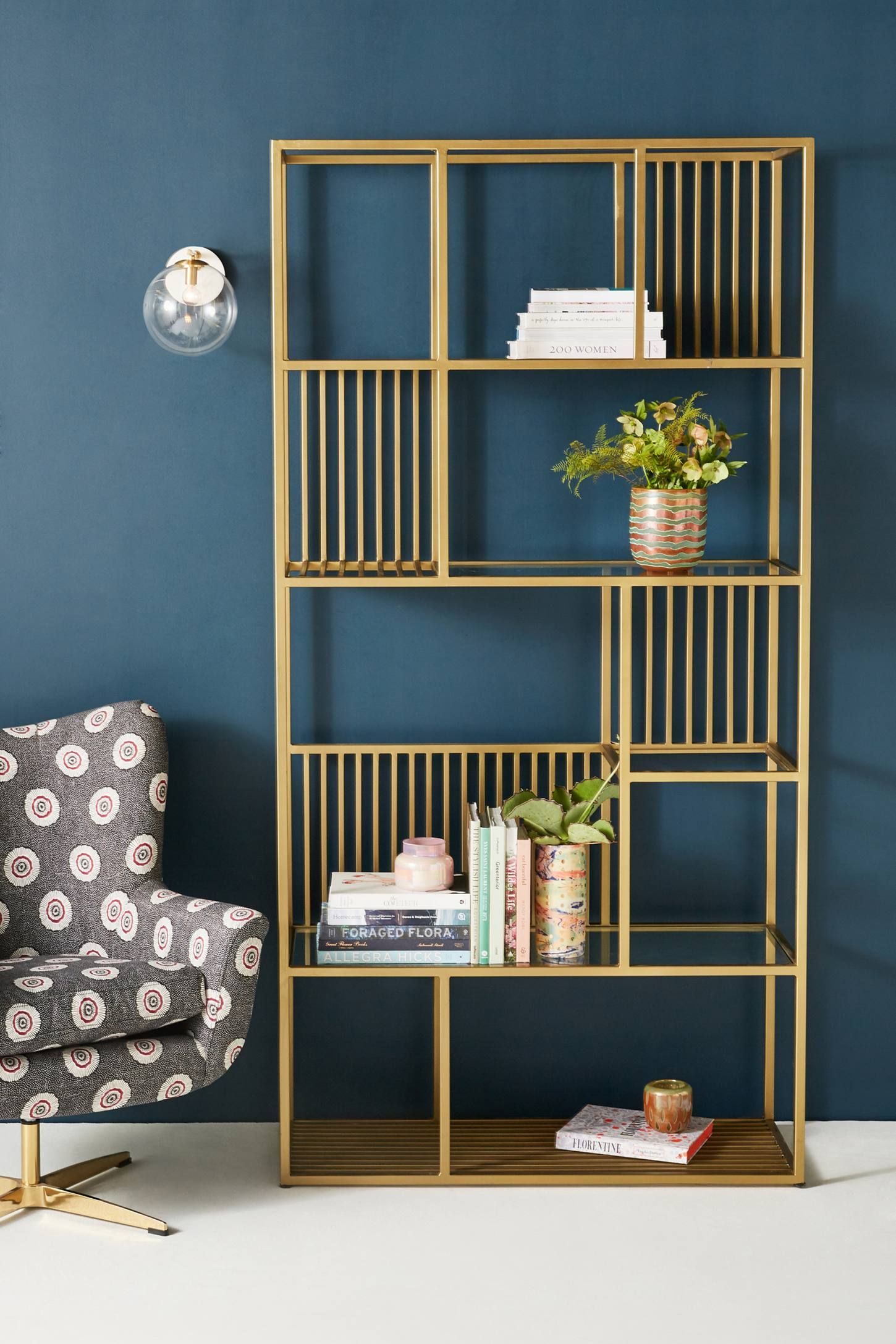 Luxury Showcase For Living Room Royal Art Deco: Unique Living Room Furniture