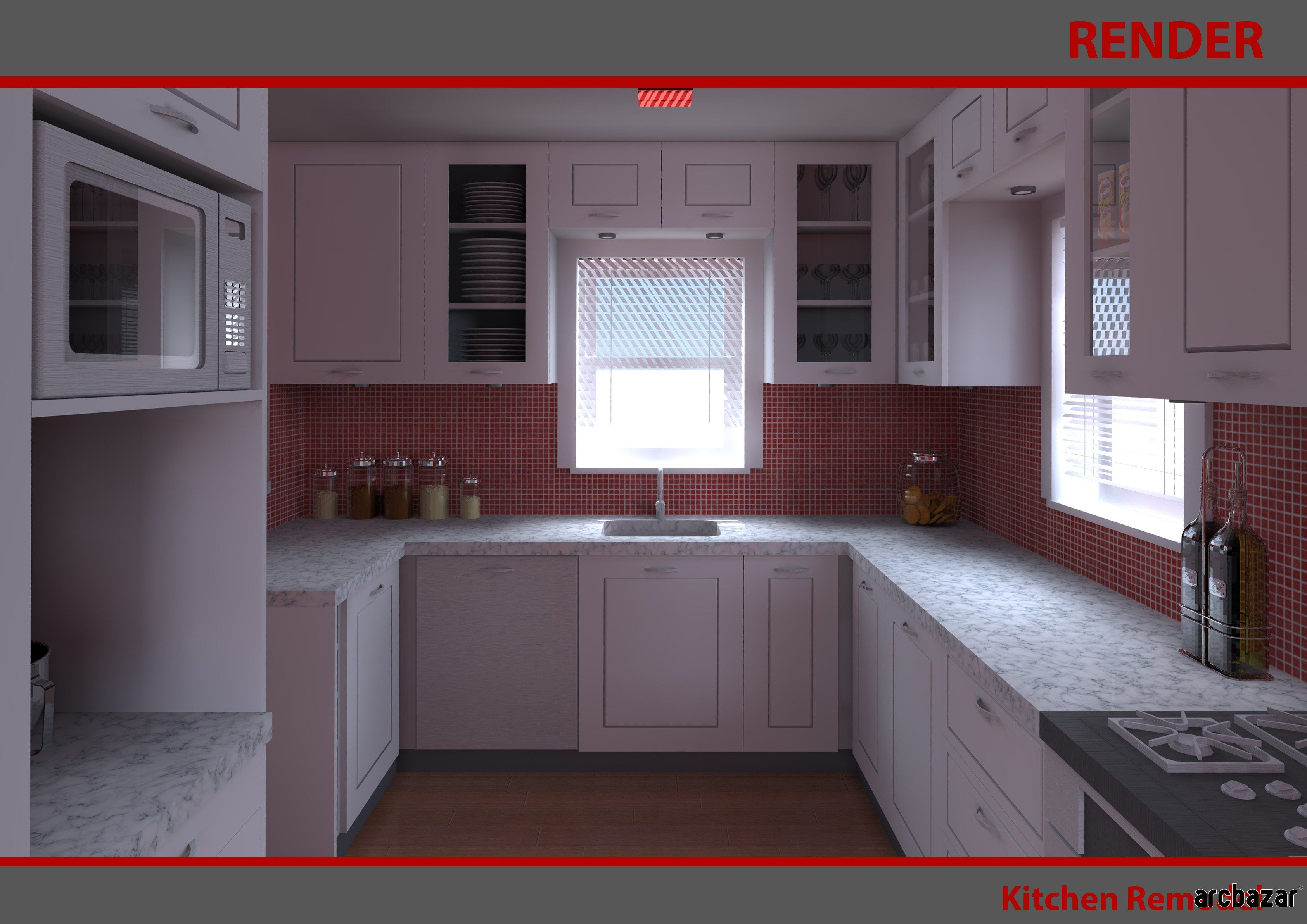 Kitchen Design Project Designed By MG Architect Studio   Kitchen Remodel   Kansas  City, Missouri, United States