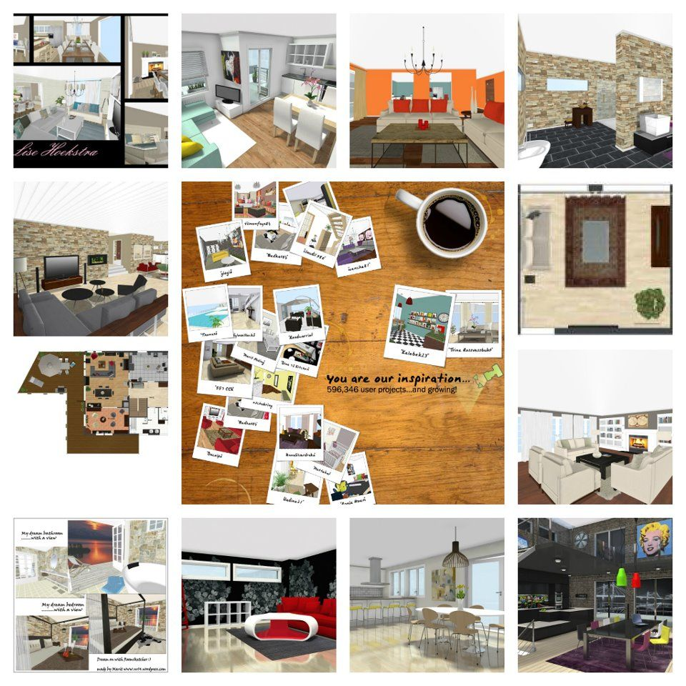 Please Vote For Your Favorite Entry In Our Dream Home Design