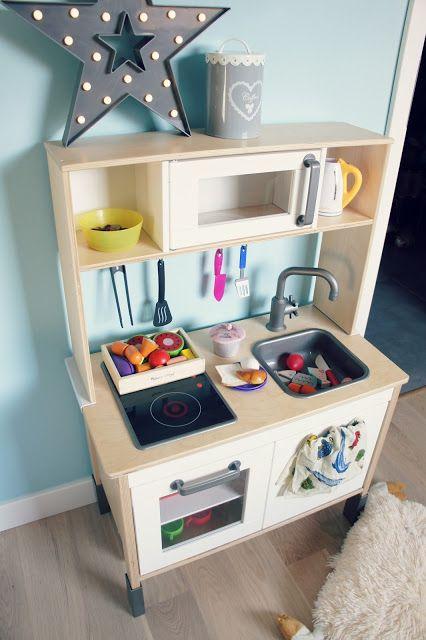 Inspiracje Mamy By Agata Zabawkowa Kuchnia Duktig Z Ikea