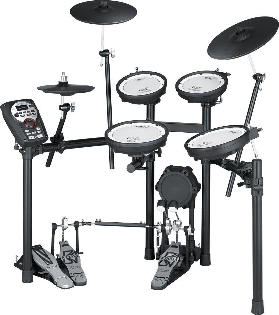 Roland Td11kv S V Drums Electric Drum Set With Images Electric