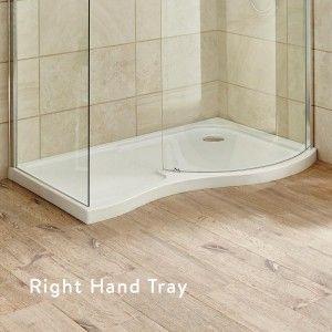 Harbour i6 Easy Clean 6mm 2Door Quadrant Shower Enclosure