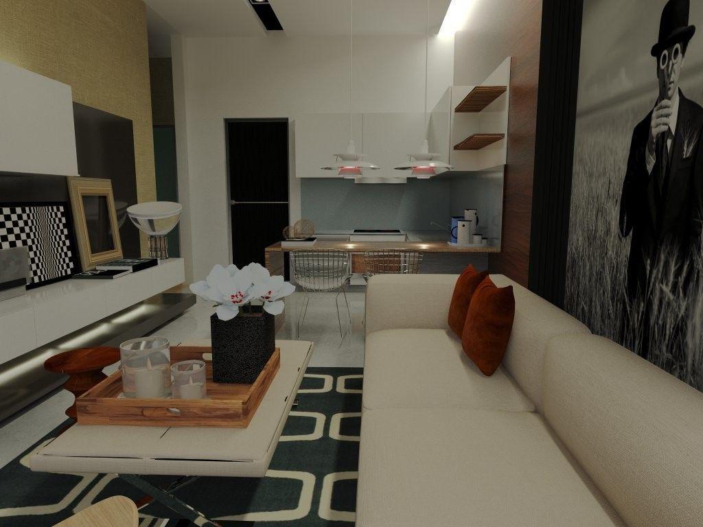 Ssphere Online Design Magazine Sunway Iskandar Citrine 1 Bedroom ...
