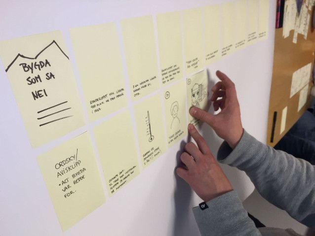 Digital Historiefortelling Begynner Ofte Analogt Her Er De Frste