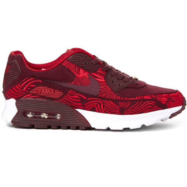 d0fc2b43f26 Nike Air Max 90 Ultra Look Of The City Shanghai Trainers ( 165) ❤ liked on  Polyvore featuring shoes