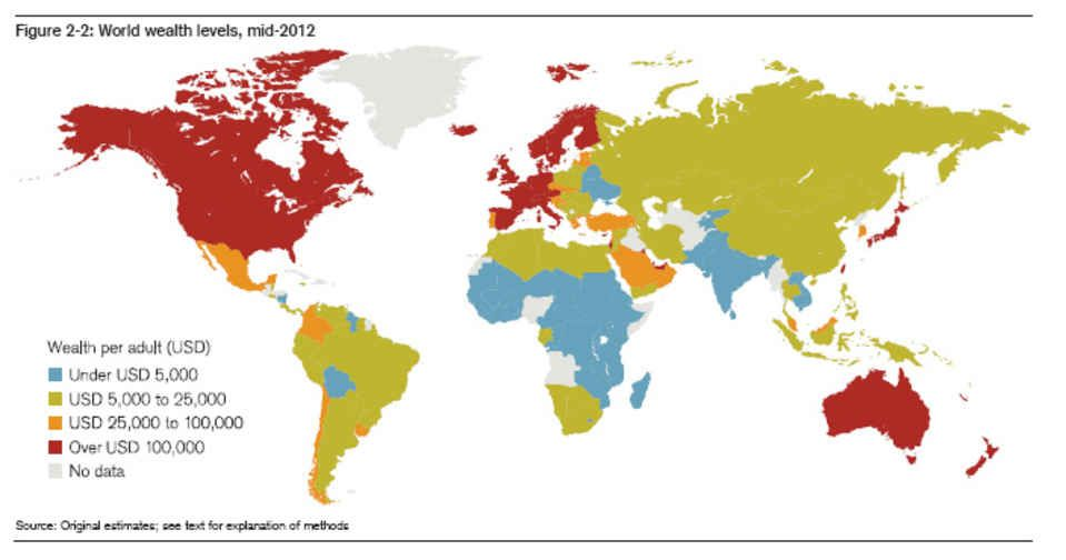 The Wealth Of Nations The U S Leads The Globe In Inequality The Wealth Of Nations Richest In The World Inequality