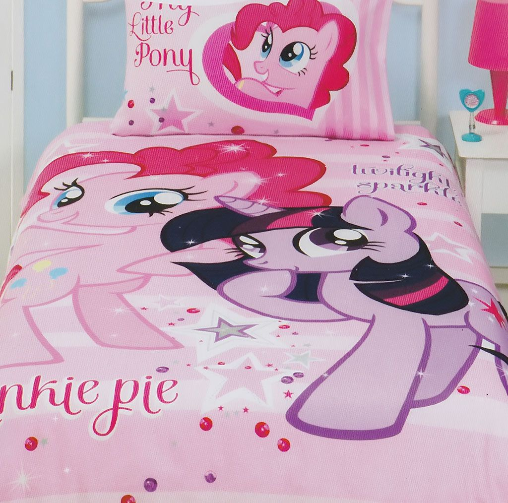 My Little Pony Bettwäsche Chloe Loves Pinkie Pie Girl Room Ideas Toddler Bed Sheets Bed