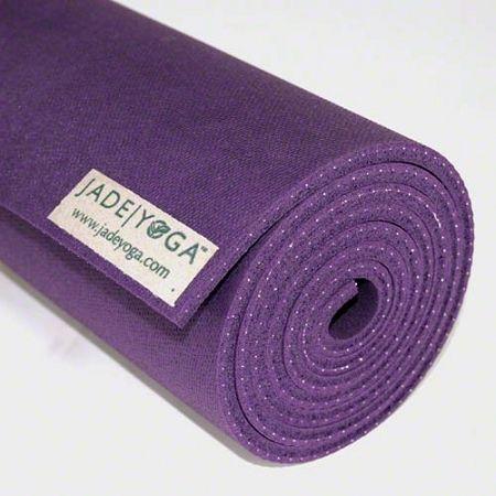 Jade Harmony Natural Rubber Yoga Mat Fusion Yoga Direct Jade Yoga Rubber Yoga Mat Yoga Mat