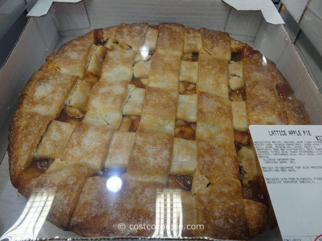Kirkland Signature Lattice Apple Pie   Costco apple pie recipe ...