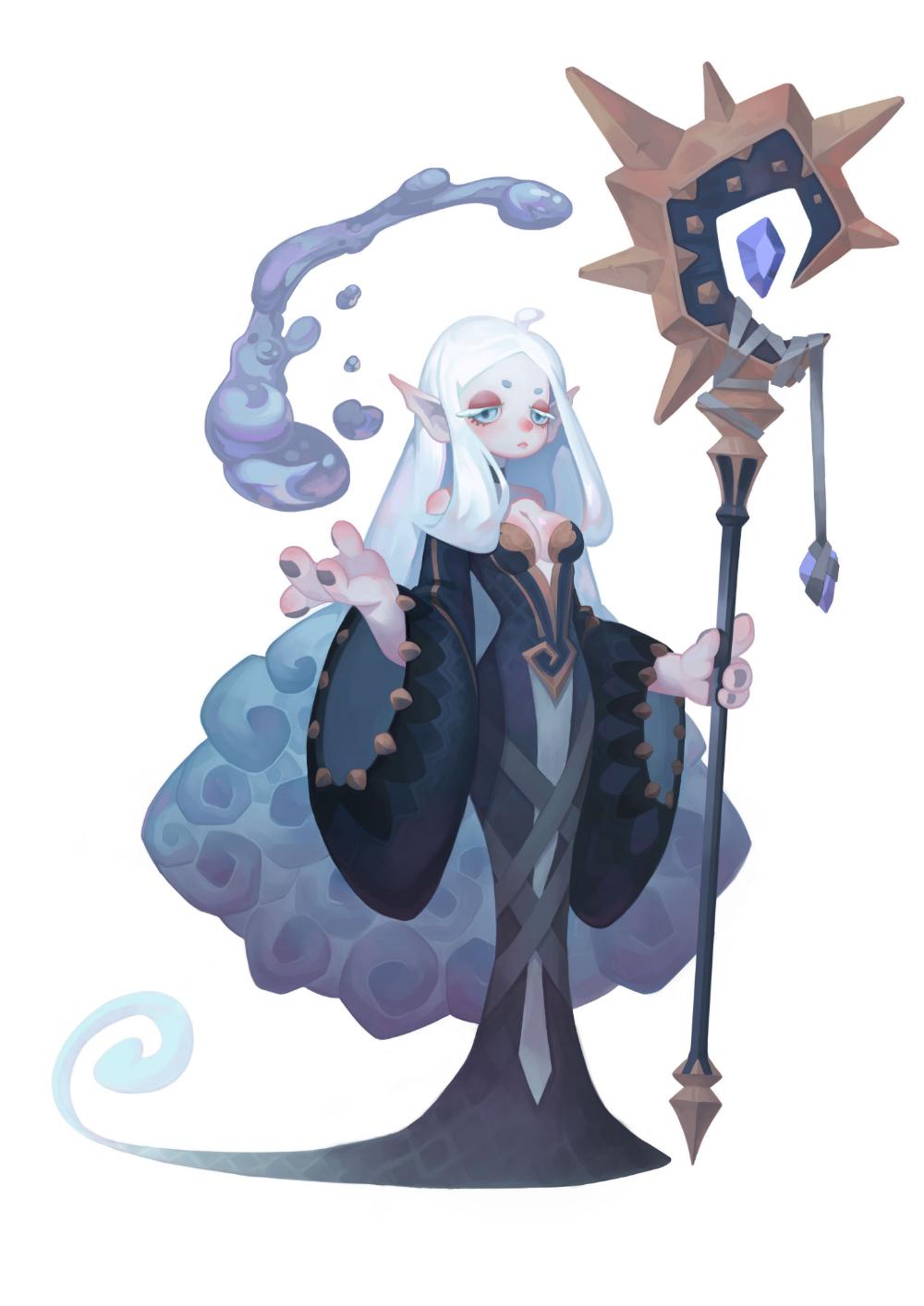 악녀 on Twitter   Character art, Character illustration, Character ...