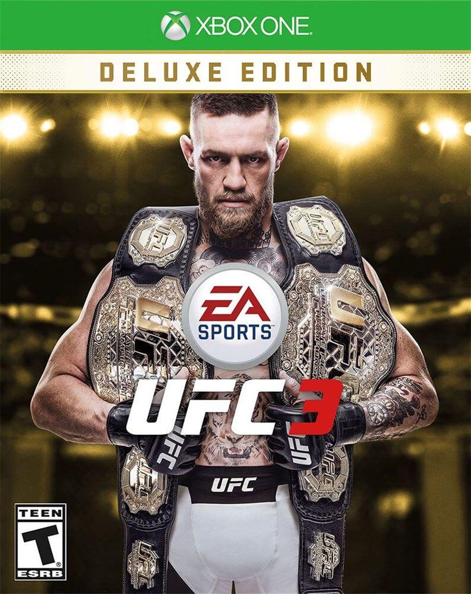 Acheter EA SPORTS UFC 3 Édition Deluxe Xbox ONE Xbox
