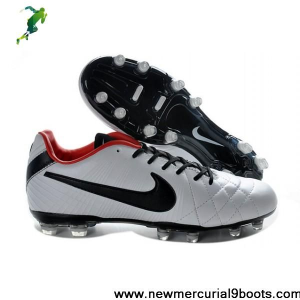 32abf7251d2 ... latest listing cheap leather nike tiempo legend iv elite fg white black  red football shoes shop