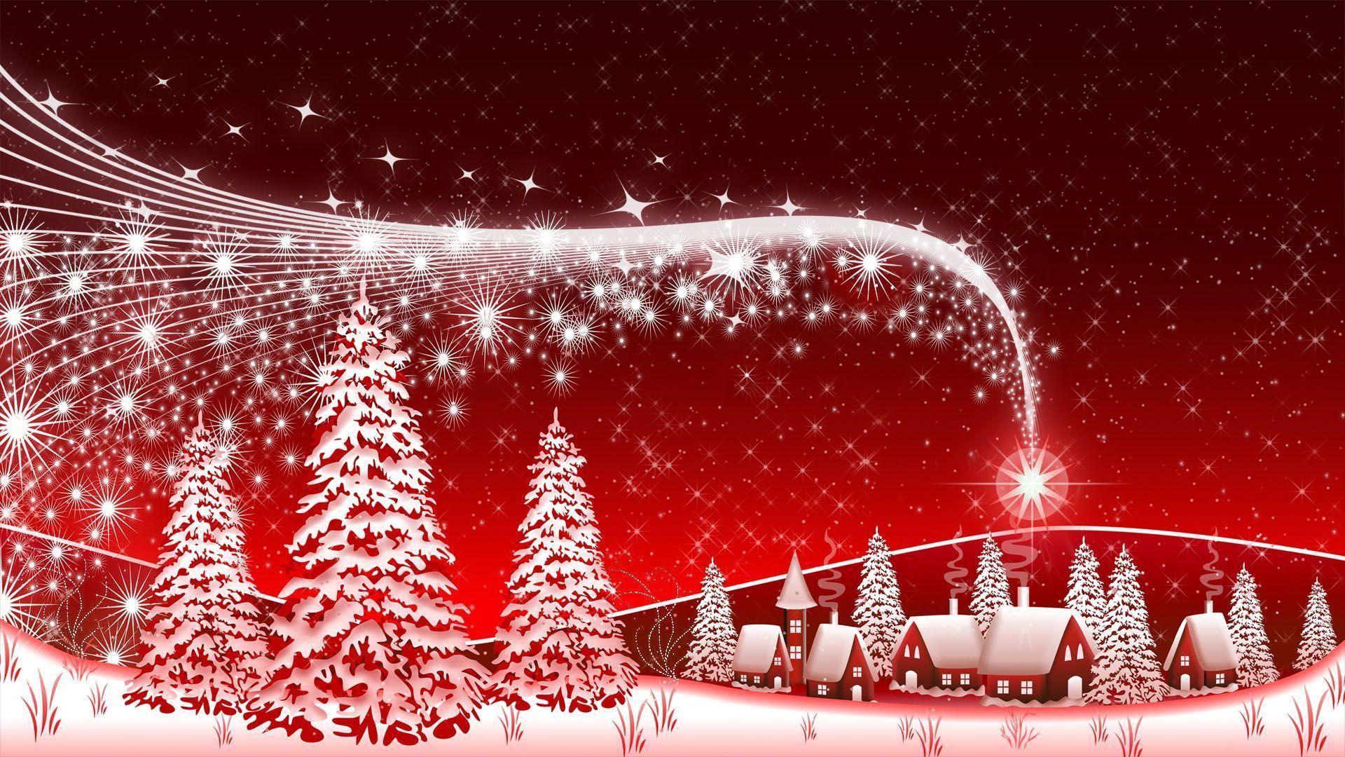 Winter Christmas Wallpaper Hd For Free Wallpaper