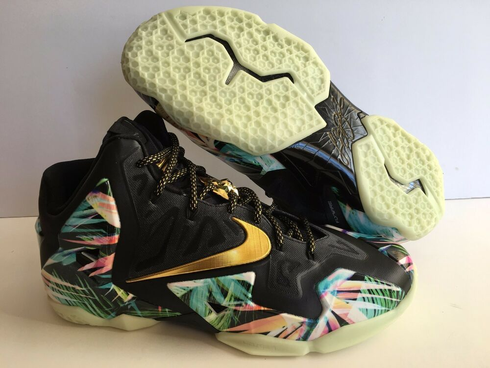 new style 6ad19 acb2d eBay  Sponsored NIKE LEBRON XI 11 ID Multi-Color 641216 992 Size 11.5 New