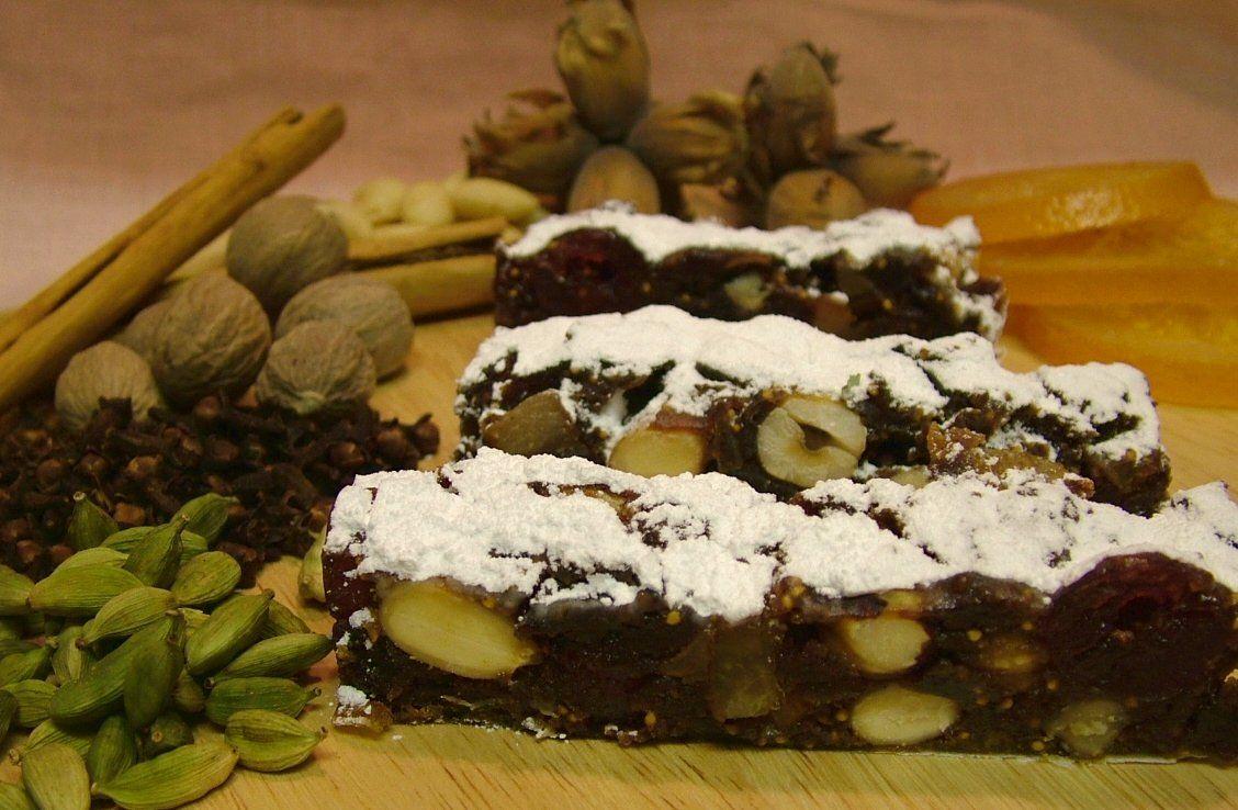 Christmas is coming Panforte di Siena Panforte, Food