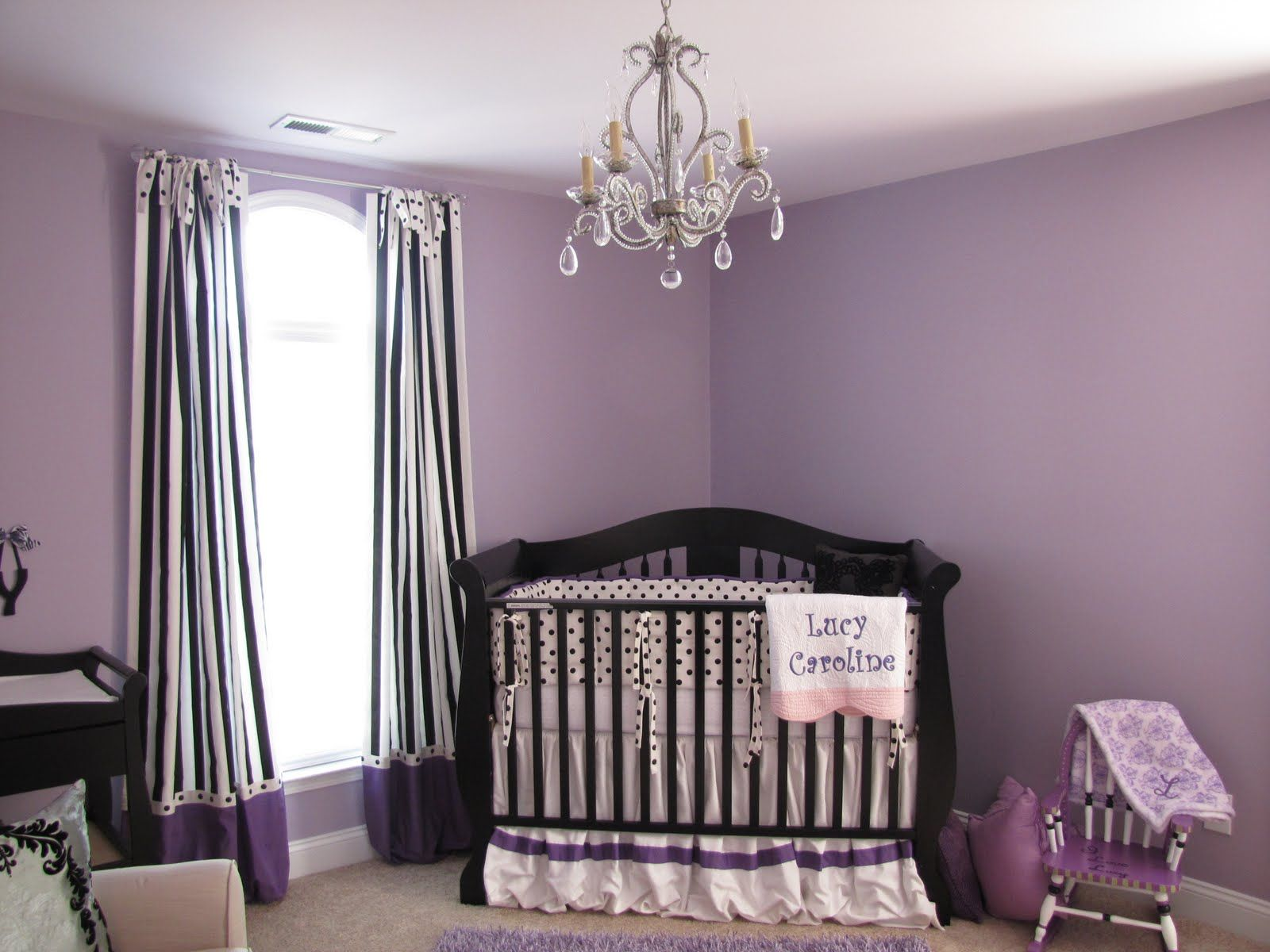 Simple Nursery Chandeliers For Baby Room Ceiling .