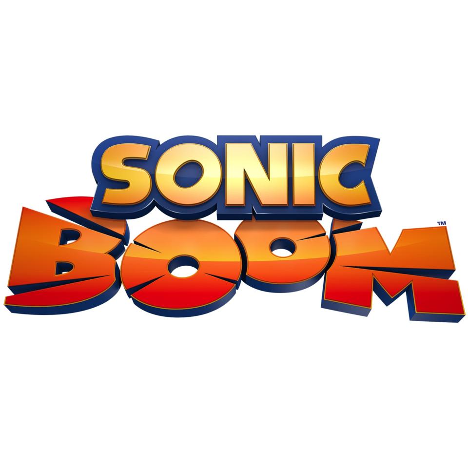 Sonic Boo Logo Sonic Boom Sonic Game Logo