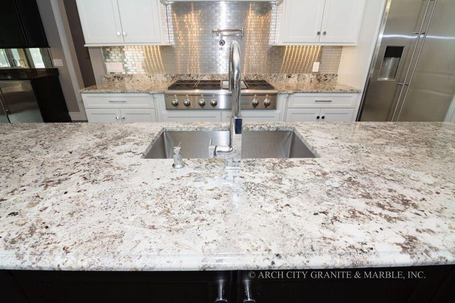 Image Result For Andino White Granite Countertops In 2019