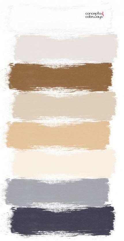 Trendy Wohnzimmer Beige Couch Farbschemata Schlafzimmer Ideen - New Ideas #livingroomcolorschemeideas