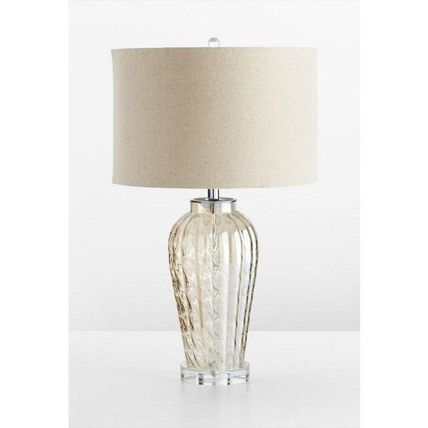 Cyan Design Jordan Table Lamp 05565 789 Liked On Polyvore Featuring Home Lighting Table Lamps Cyan Design Lamps Cya Lamp Small Table Lamp Glass Lamp