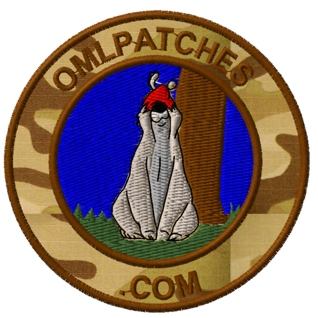 team patch sheepdog sam patches