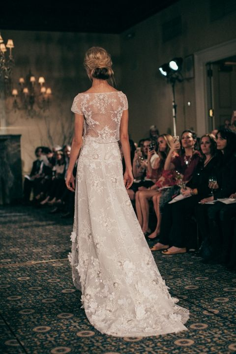 Mira Zwillinger Bridal Spring 2016 Wedding Style Inspiration Lane Bride Bells