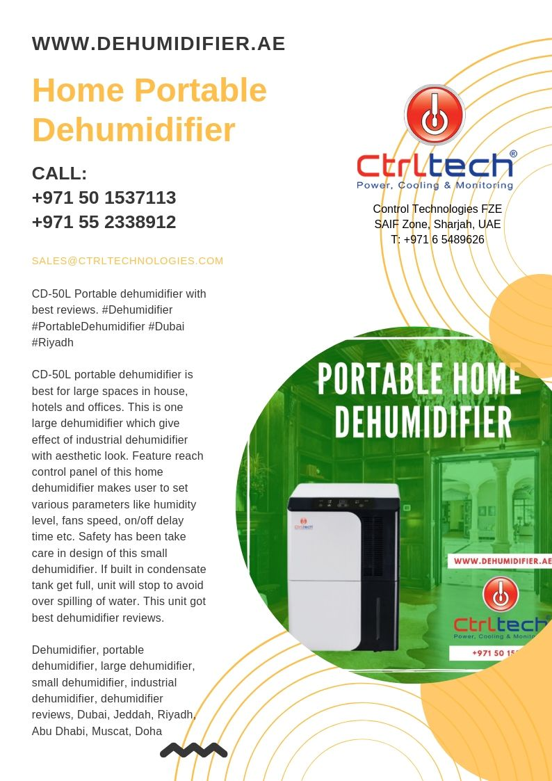 Best Portable Dehumidifier reviews. Dehumidifiers