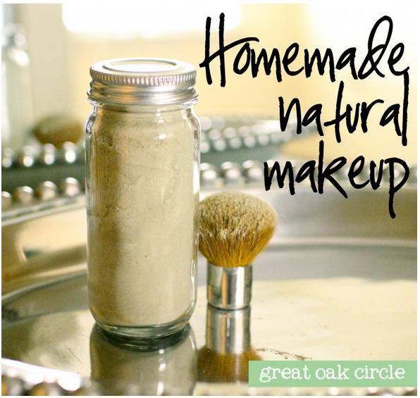 How To Make Homemade Natural Makeup Powder