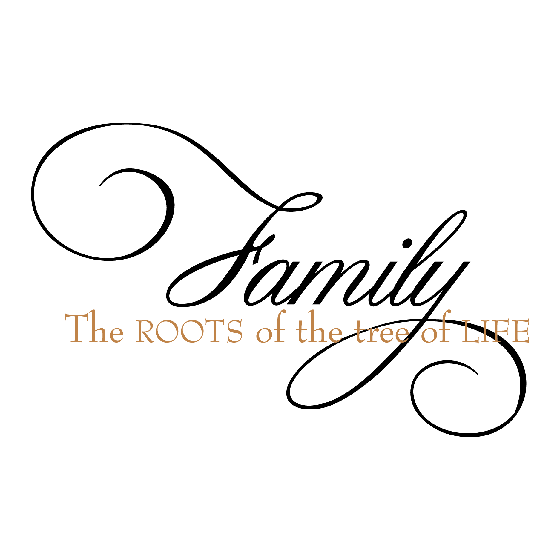 Roots Of The Tree Of Life Wall Quotes Decal Tree Of Life Quotes Roots Quotes Life Quotes Family