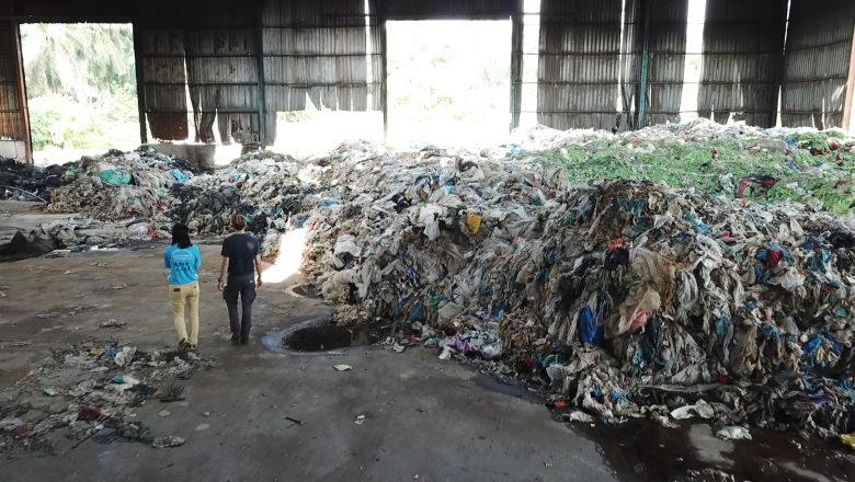 China S Recycling Ban Has Sent America S Plastic To Malaysia Now