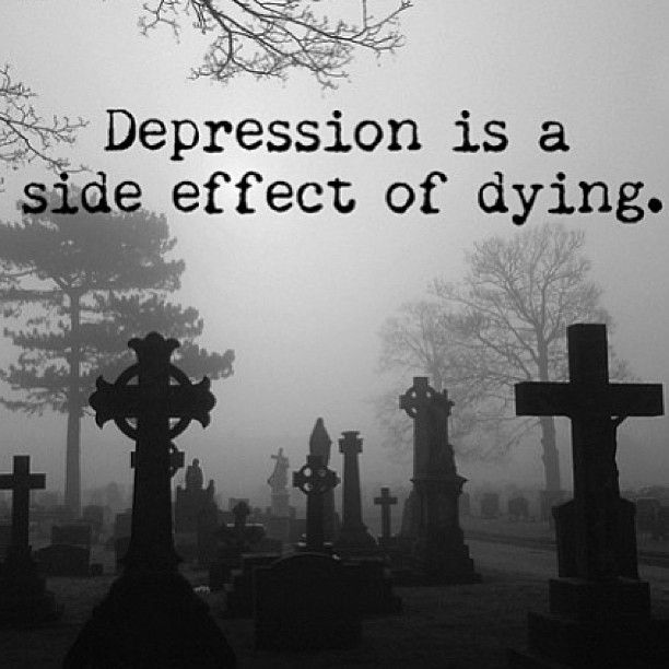 the effects of depression in our As depression has become better understood and depression treatments have become more socially accepted, people have come to understand that depression affects not only the sufferer, but everyone around him or her the pervasive sadness and loneliness of depression can have wide ranging impacts on friends and loved ones.
