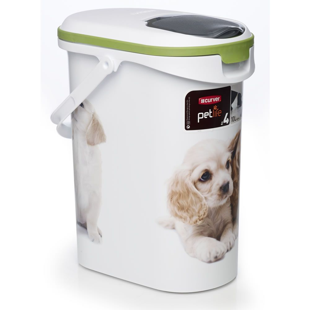 Curver Pet Life Dry Food Container 10l