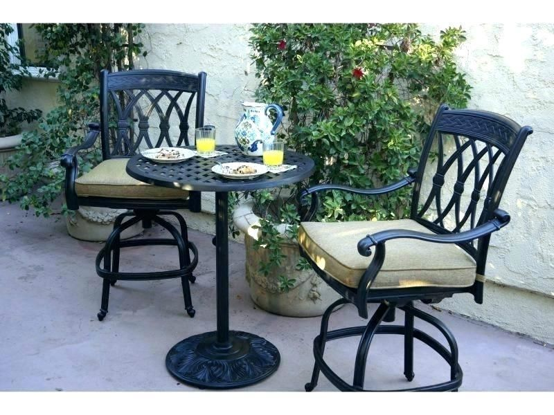 Patio Furniture For Balcony Gl