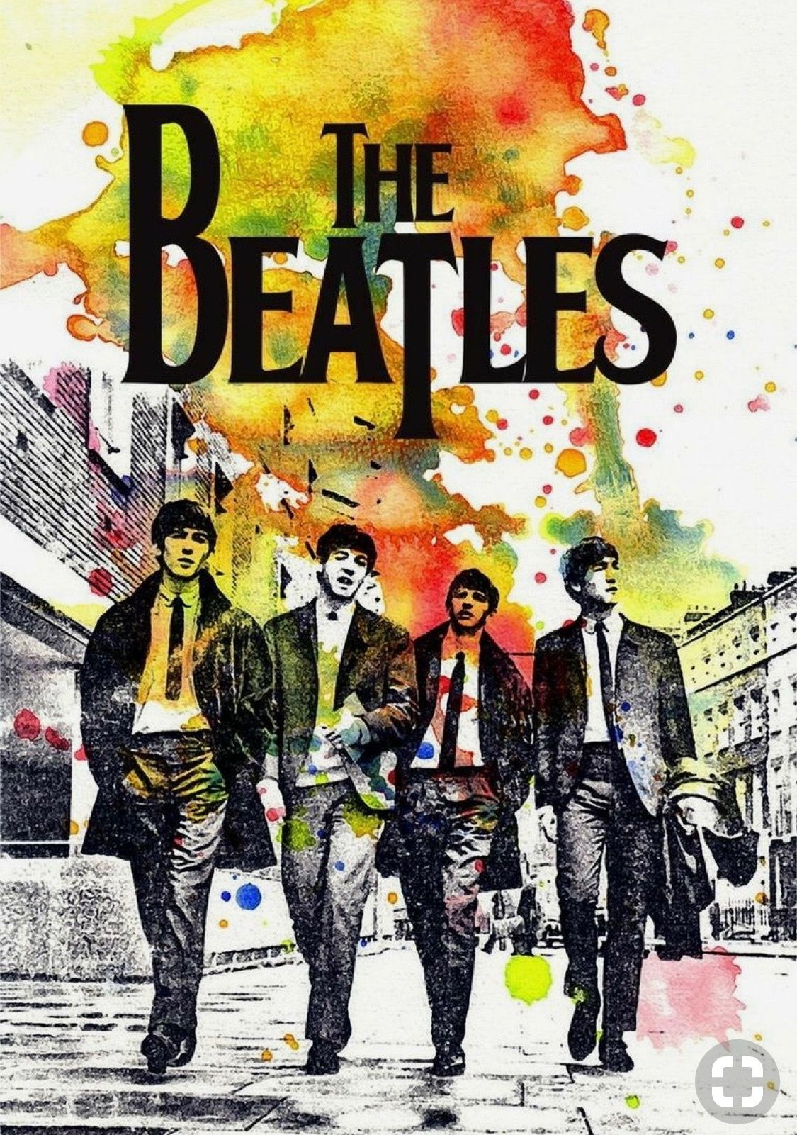Pin By Bill Glaser On Rock And Roll Beatles Poster Rock Band Posters Beatles Art