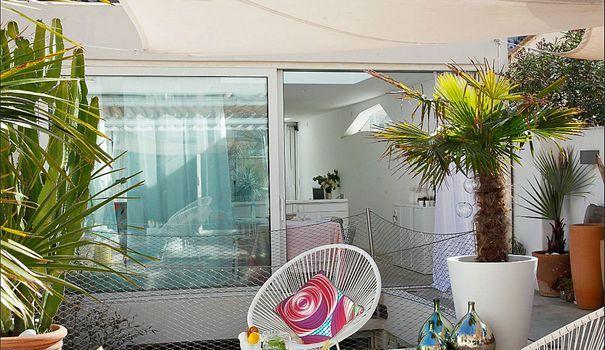Maison de ville à Marseille avec jardin et piscine | Maison de ville, Maison de vacances, Maison ...