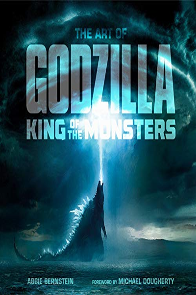 Abbie Bernstein : The Art of Godzilla: King of the Monsters #epicmovie