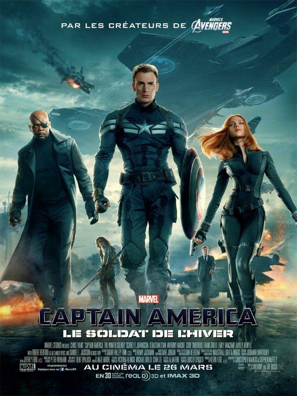 Captain America 2 Streaming Vf : captain, america, streaming, Regarder, Films, Français, Préférés, Streaming, Captain, America,, Soldat, L'hiver,, America